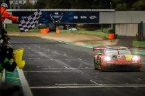 Motorsport Games: Duitsland wint knotsgekke race - België mee op podium (UPDATE)