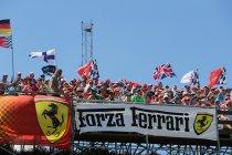 Hongarije: Vettel leidt Ferrari 1-2 - Vandoorne P9