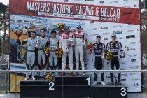 Masters Historic & Belcar: Deldiche Racing bekroont perfect weekend met zege