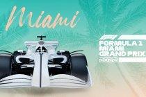 Het circuit van de Grote Prijs van Miami virtueel getoond