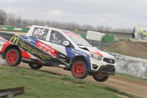Vijf  RX2-manches voor rallycross-rookie Guillaume De Ridder