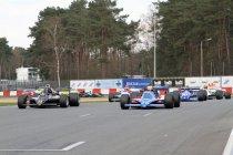 Masters Historic Racing & Belcar: Loïc Deman domineert race 1 van de Historic F1