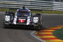 Newsflash: 6H Spa: Twee lekke banden voor Porsche #1 - Audi #7 box ingeduwd