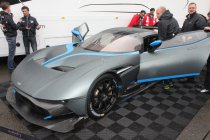 24H Spa: Aston Martin Vulcan overdondert publiek in Spa