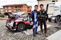 WRC: Neuville houdt ritme erin, Breen stuit op Basso