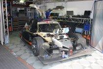 24H Zolder: Domec Racing lost problemen op - Rijder geeft forfait