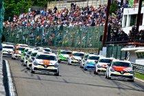 Clio Cup Benelux weer in de Ardennen!