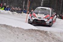 WRC: Tänak boekt Zweedse zege, Neuville derde