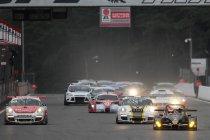 24H Zolder: Na 1H: Vandereyt Racing leidt onder safety car