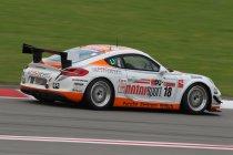 Nürburgring: Porsche en Lotus aan het feest