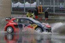 Letland: Eerste RX zege voor Loeb
