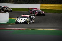 Spa: Wartique schittert in de Ferrari Challenge