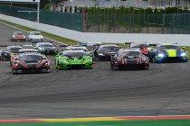Spa-Francorchamps blijft op kalender GT Open