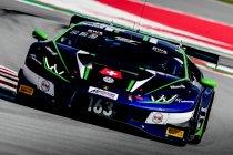 Barcelona: Emil Frey Lamborghini's controleren race 1