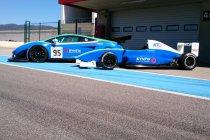 Thierry Verstraete concentreert zich op SRO GT Sports Club en Challenge Monoplace V de V