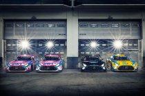 24H Nürburgring: Vier Mercedes-AMG GT3's met fabriekssteun aan de start