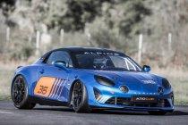 Alpine A110 Cup officieel voorgesteld – Spa op de kalender