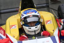 Giuliano Alesi met Trident naar Formule 2