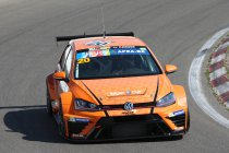 Spa GT Open: Fred Bouvy en Kevin Balthazar bemannen tweede Milo Racing Golf TCR