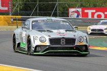 24H Spa: Na 4H: Bentley van Maxime Soulet heeft leiding stevig in handen