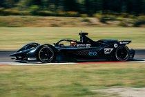Tweede testmoment voor Mercedes Formule E en Stoffel Vandoorne