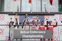 Spa Euro Race: Reacties genoteerd aan het podium