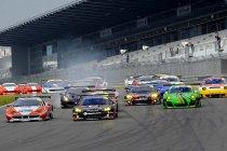 Nürburgring: 25 wagens aan de start