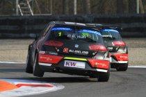 Hungaroring: Chevrolet en SEAT verdelen zeges - Tarquini crasht zwaar