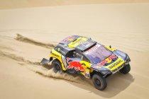 Dakar: Loeb herpakt zich op dag twee