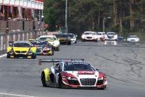 Zolder: Vanthoor en Frijns winnen ook de hoofdrace