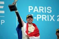 """Parijs: Robin Frijns: """"Het was één van mijn zwaarste races ooit"""""""