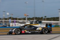Daytona 24: Cadillac licht bedreigd, Mazda valt door de mand