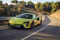 De McLaren Artura, de eerste van een nieuwe generatie