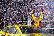 Michael McDowell wint Daytona 500 na chaos in laatste ronde