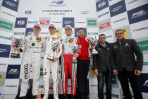 Hockenheim: 1,2,3,4 voor Prema Powerteam in race 1