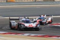 Bahrein: Porsche topt voormiddag rookie test