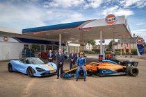 Gulf en McLaren slaan handen in elkaar