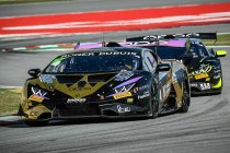Spa: Boutsen Ginion Racing op het Am podium in de Super Trofeo