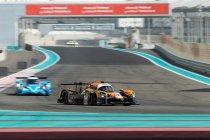 Abu Dhabi: G-Drive Racing op pole voor race 3