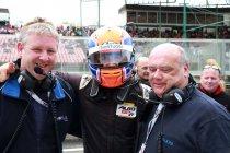Auto GP: Eindelijk podium voor Sam Dejonghe