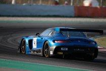 Barcelona: Winnende Black Falcon Mercedes gediskwalifceerd!