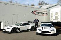 Motorbase verruilt Porsche voor Aston Martin