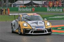 Monza: Glenn Van Parijs start van op P18