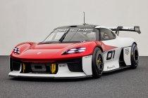 Porsche stelt GT racer van de toekomst voor