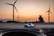 Longin en co met record op zegekoers in 24U Zolder voor zonnewagens