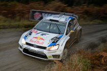 Rally van Wales: VW met hattrick tijdens shakedown