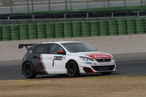 Mettet: Bouvy en Comte met Peugeot 308