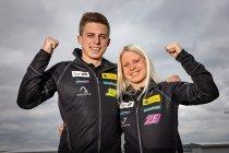 Broer en zus Bäckman met Target Competition-gerunde Hyundai's naar WTCR