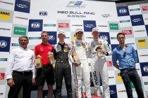 FIA F3: Red Bull Ring: Lance Stroll wint ook derde race