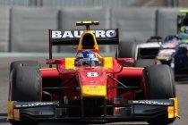 GP2: Abu Dhabi: Sam Bird schenkt Fabio Leimer de titel